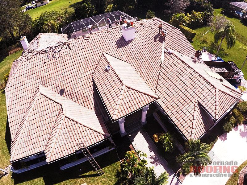 Roof-Tile-Process
