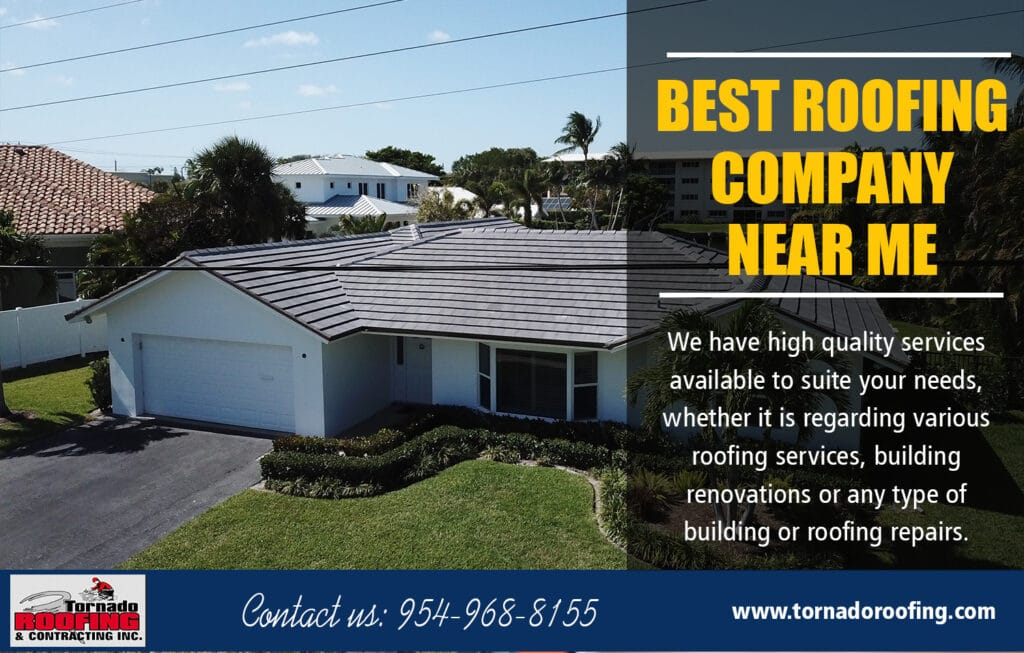 Quick Roof Tips | Best Roofing Company Near South Florida