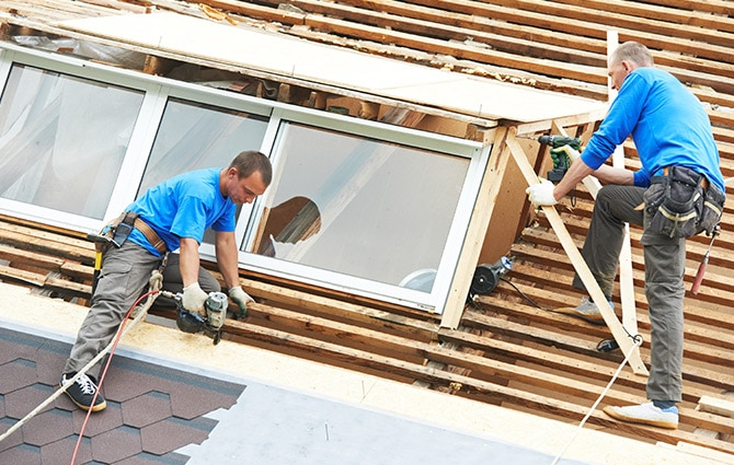 Emergency Roof Repair, Replacement & Coral Springs Services In Florida
