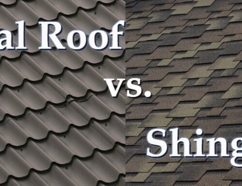 Metal Roof vs. Shingles: What's The Best Roofing Material For Your House?