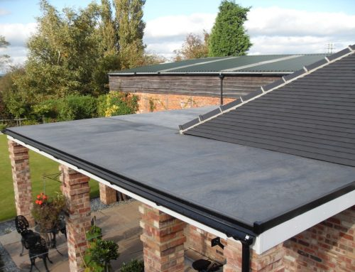 How to Make the Right Repairs for Your Flat Roof