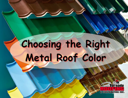 Choosing the Right Metal Roof Color