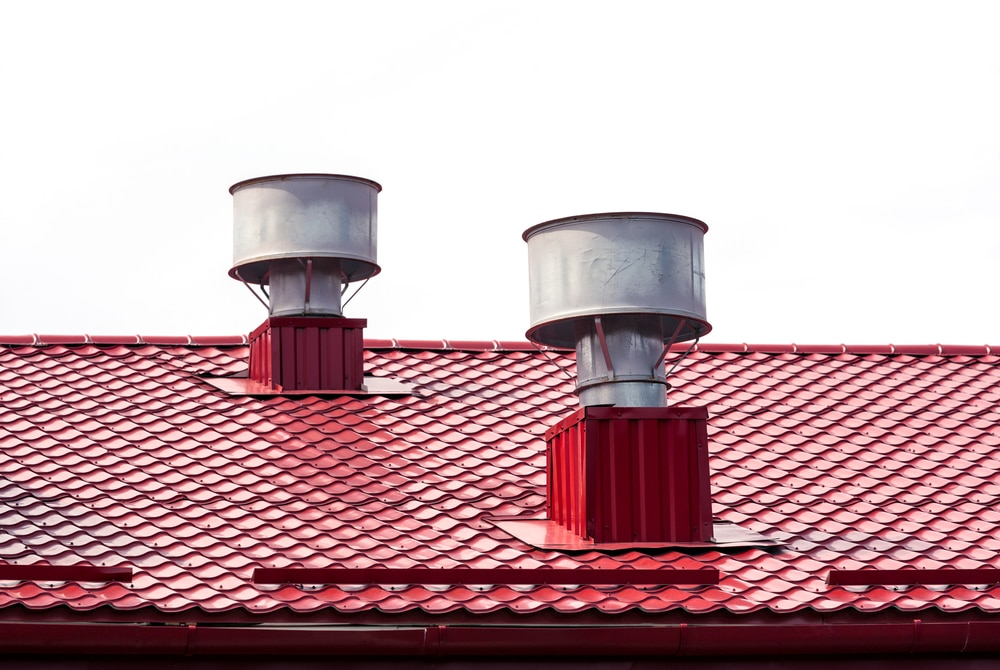 Commercial Roof Ventilation Maitenance Naples
