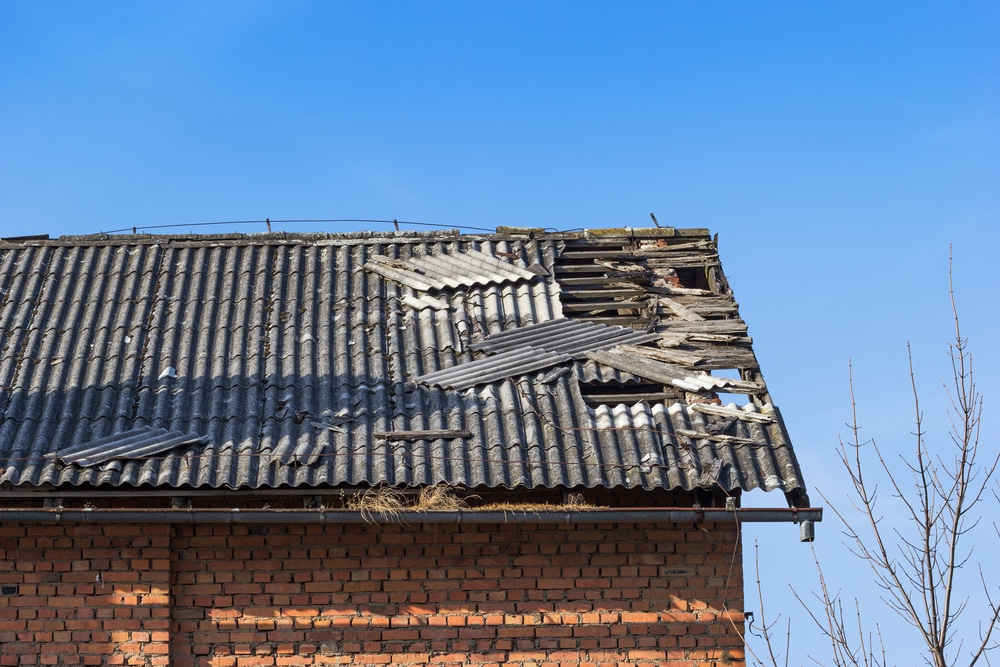Residential Roof Hazards Naples