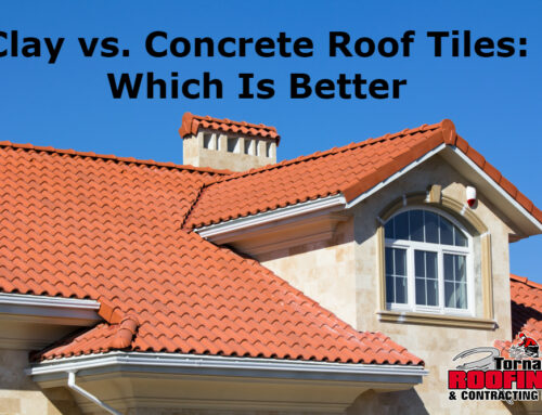 Clay vs. Concrete Roof Tiles: Which Is Better In Naples, FL