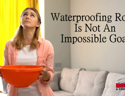 Waterproofing Roofs Is Not An Impossible Goal