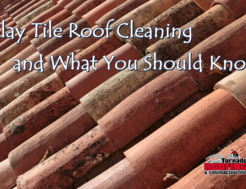 Clay Tile Roof Cleaning and What You Should Know