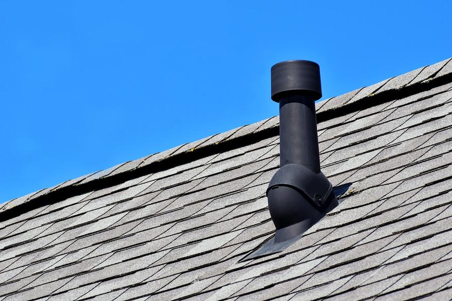 black roof air vents