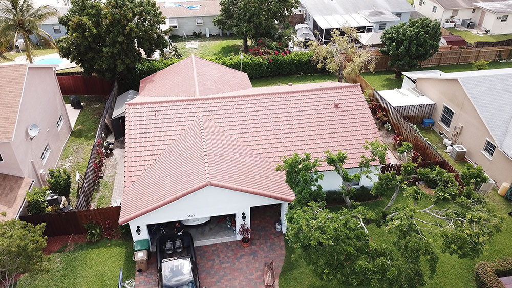 Tornado Roofing South Florida Tile Roof
