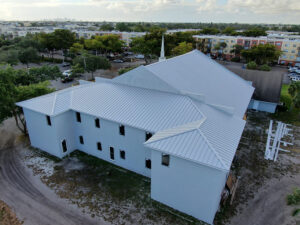 Tornado Roofing South Florida Metal Roof