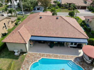 Florida Tile Roof From Tornado Roofing