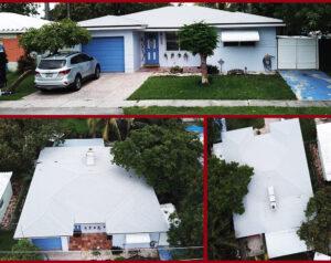 DANIA BEACH FL 33004 GAF WHITE