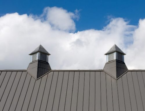 How to Repair Roof Vents
