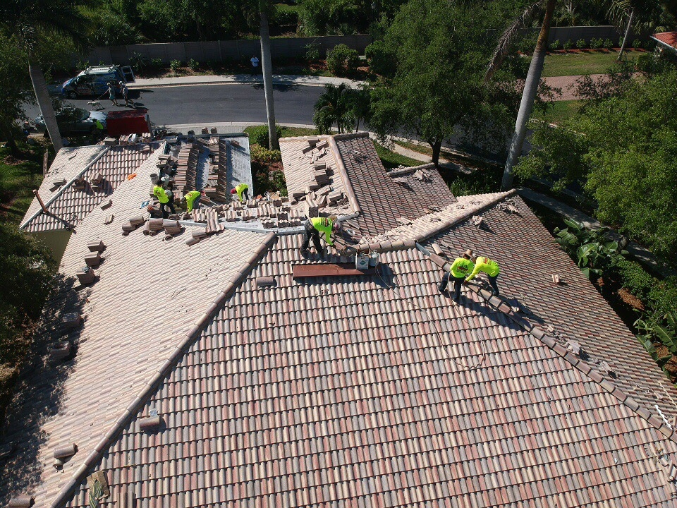 Roof Replacement South Florida