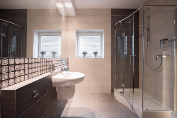 bathroom remodeling with quality shower doors