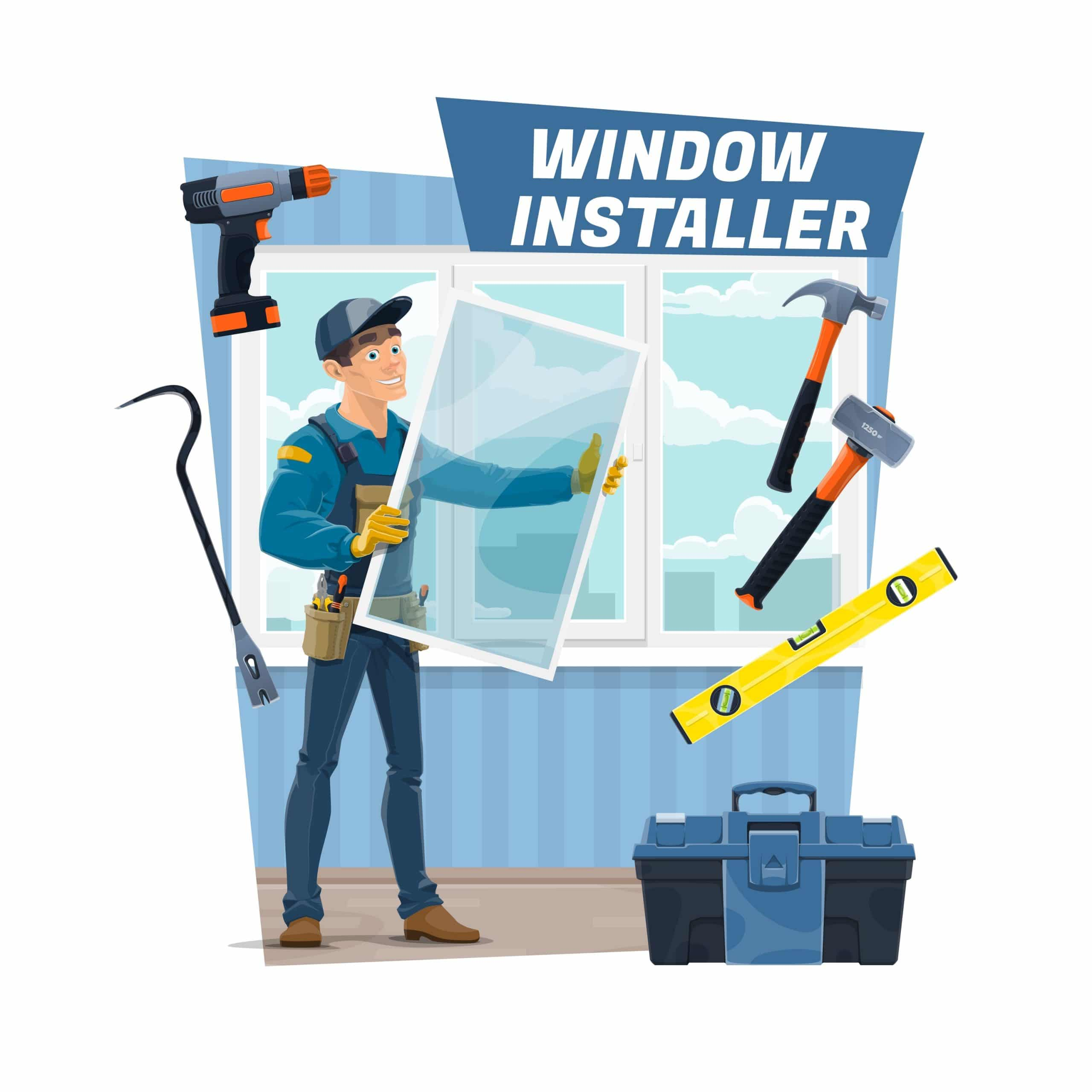 Impact Window Installation