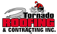 Tornado Roofing Logo
