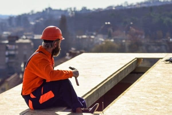 Roofing Material for a Low Pitch Roof