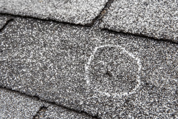 Dealing with Hail Roof Damage