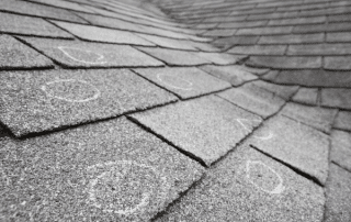 Identifying and Dealing with Hail Roof Damage