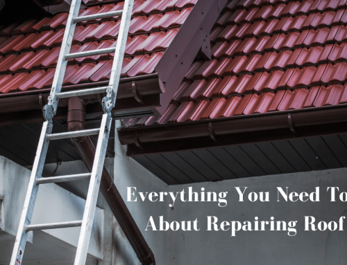Everything You Need To Know About Repairing Roof Tiles